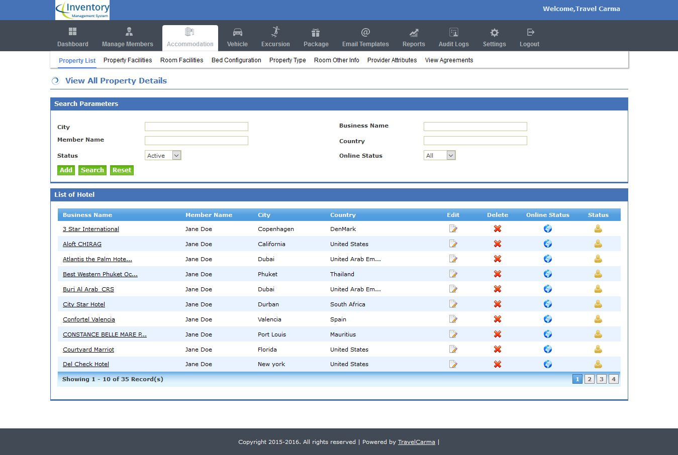 Travel Agency Software | Travel ERP | Travel Booking Software