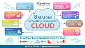 8 Reasons for Travel Firm to Move to the Cloud