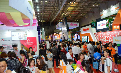 Meet TravelCarma representatives at the ITE HCMC 2011, Vietnam!