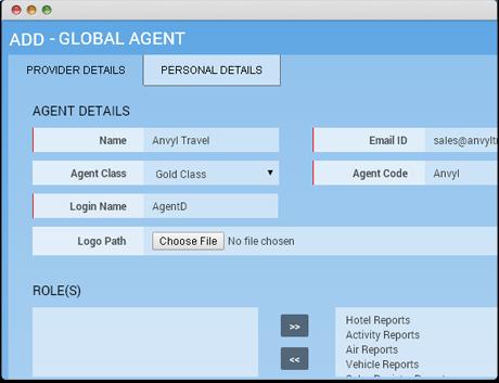 TravelCarma Agent Setup