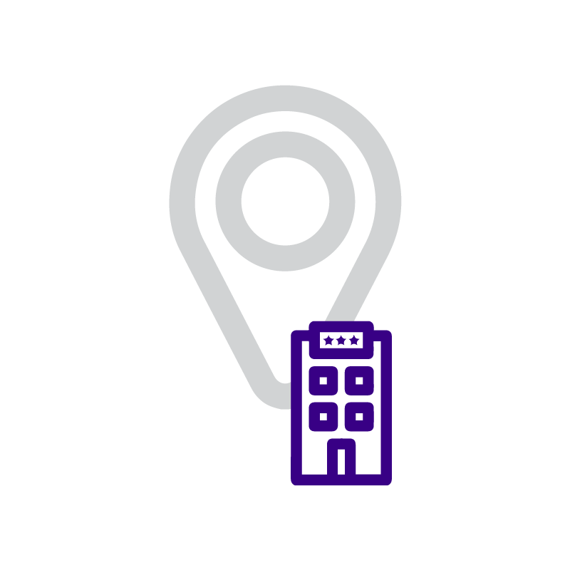 Travel Unified API Platform - Mapped hotel inventory